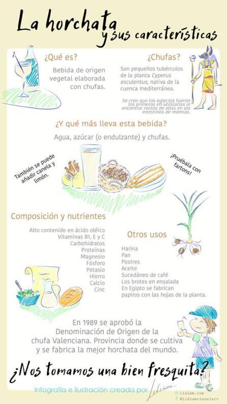 horchata-infografia-lidiam-diseno-ilustracion