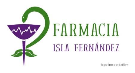 logotipo farmacia lidiam