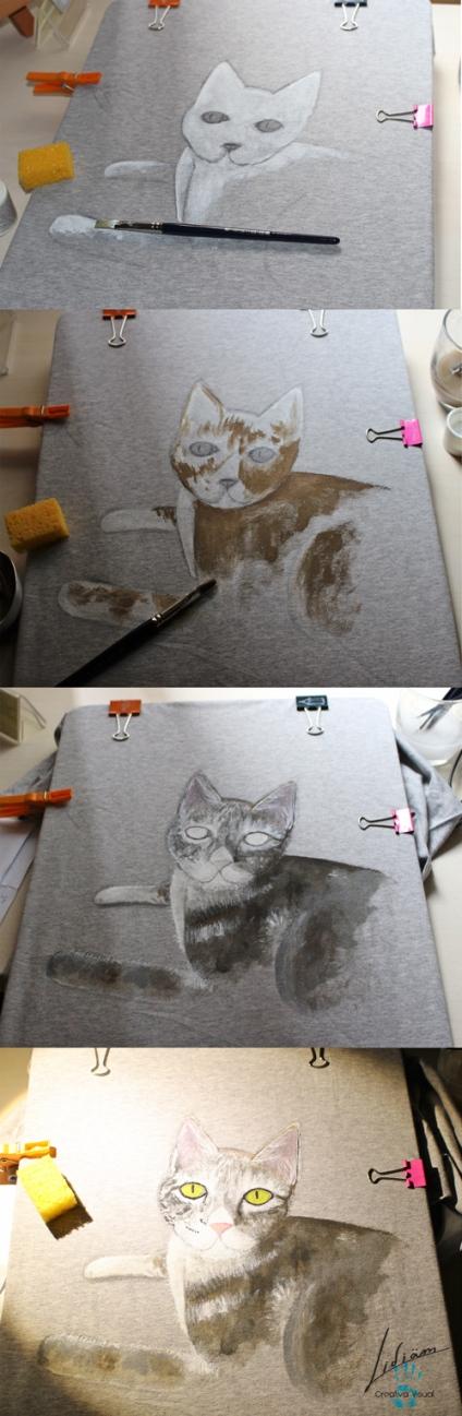 pintura-gato